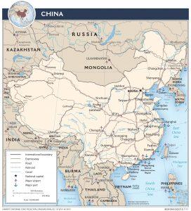 China - Verkehrsstruktur und Verkehrswege