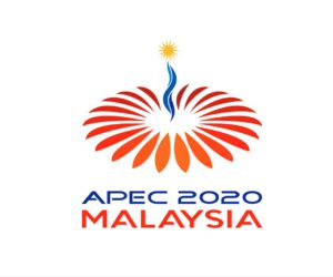 Logo des 27. APEC-Gipfels im November 2020 in Malaysia (virtuell)