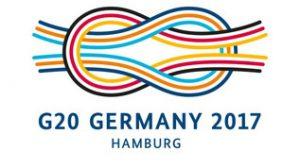 G20-Gipfel 2017 in Hamburg - Logo