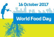 Welternährungstag 2017 - Welthungertag 2017 (Logo)